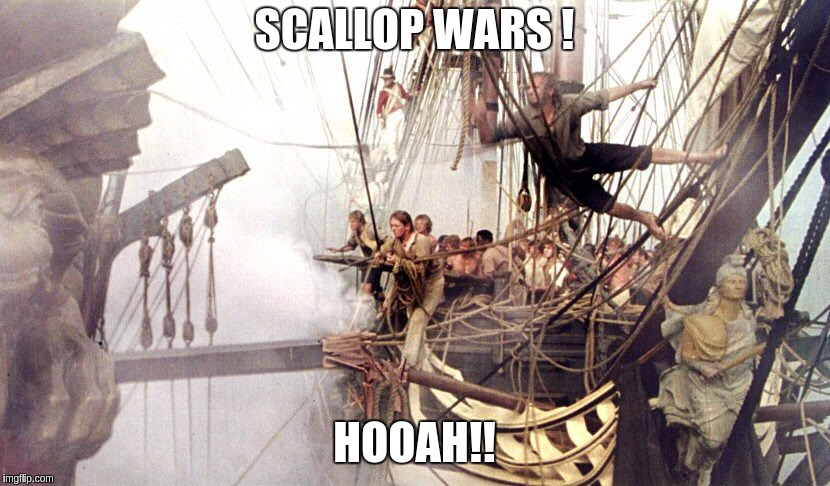 #EU #SCALLOPWARS #HOOAH #GREATBRITAIN #BOARDTHEIRSHIPSIFTHEYWANTTOPLAYROUGH  | SCALLOP WARS ! HOOAH!! | image tagged in eu,the dictator,dictator,new world order,scumbag boss,scumbag | made w/ Imgflip meme maker