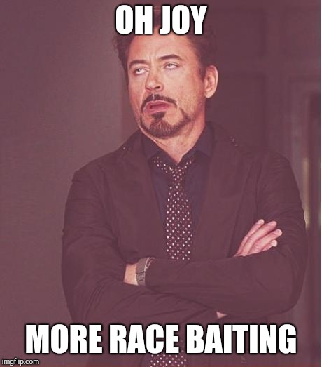 "Any time I see the ""news"" 