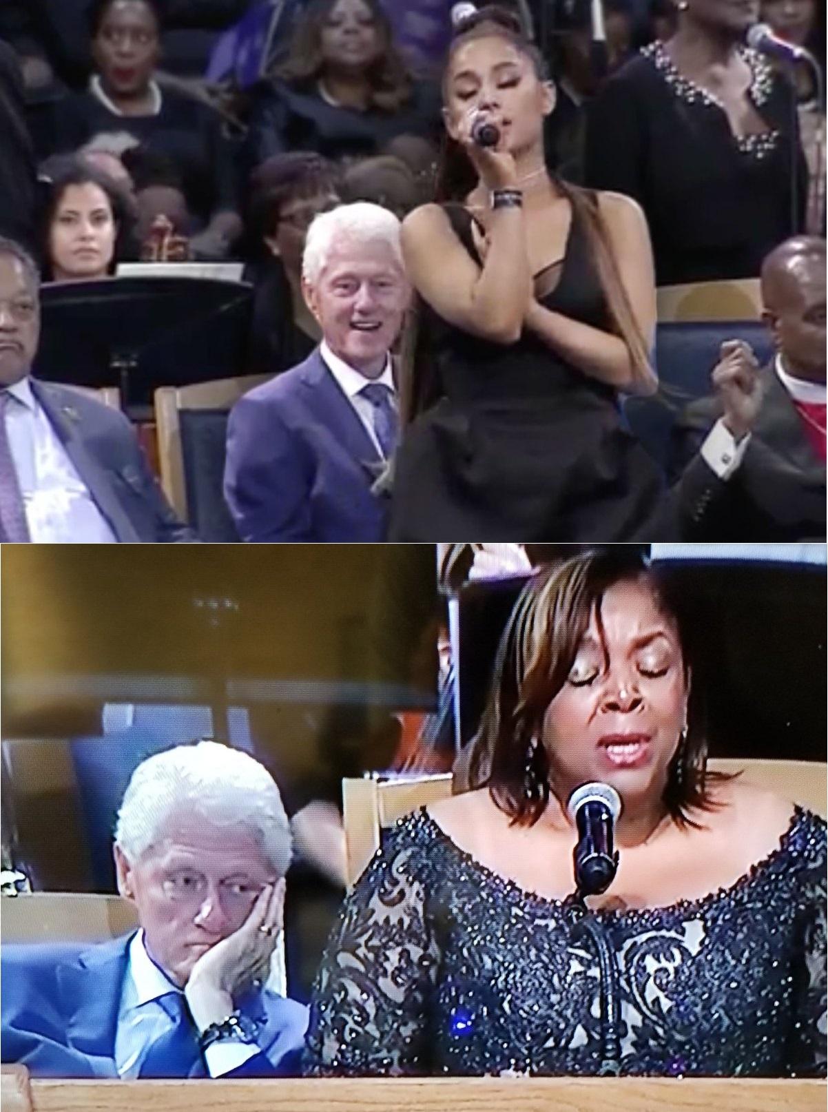 Clinton Ariana Grande Oprah Blank Template Imgflip