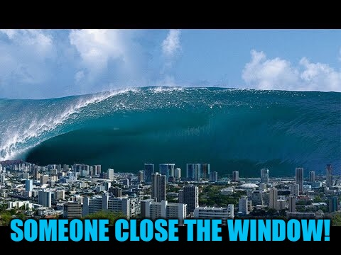 SOMEONE CLOSE THE WINDOW! | made w/ Imgflip meme maker