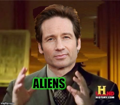 Fox Aliens | ALIENS | image tagged in fox aliens | made w/ Imgflip meme maker
