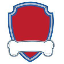 Paw Patrol Blank Editable Logo Blank Template Imgflip