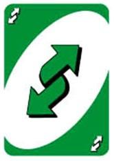 uno reverse card blank template imgflip