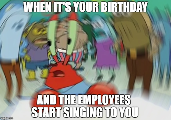Mr Krabs Blur Meme Meme - Imgflip