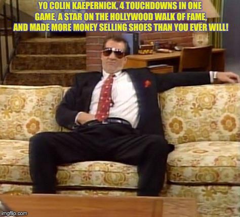 colin kaepernick oppressed memes gifs imgflip. Black Bedroom Furniture Sets. Home Design Ideas