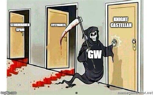 Grim Reaper Knocking Door - Imgflip