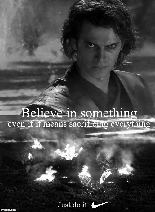 """Burn Baby Burn"", one more time, I said ""Burn Baby Burn"" 