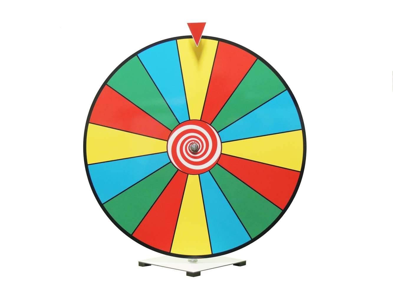 Generic Wheel Of Fortune Blank Template Imgflip
