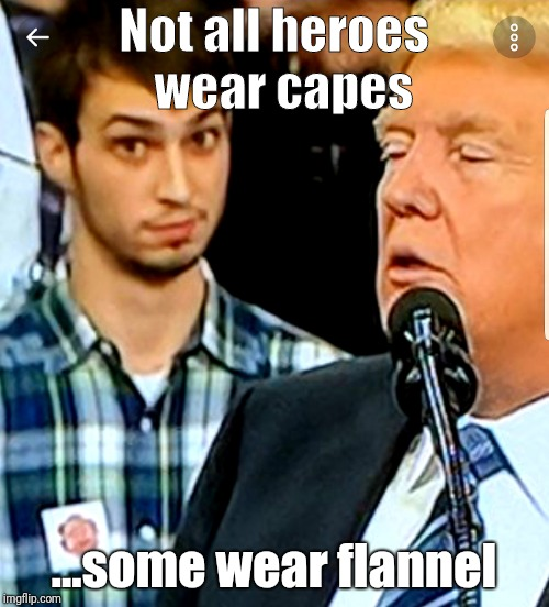 Image result for plaid shirt guy
