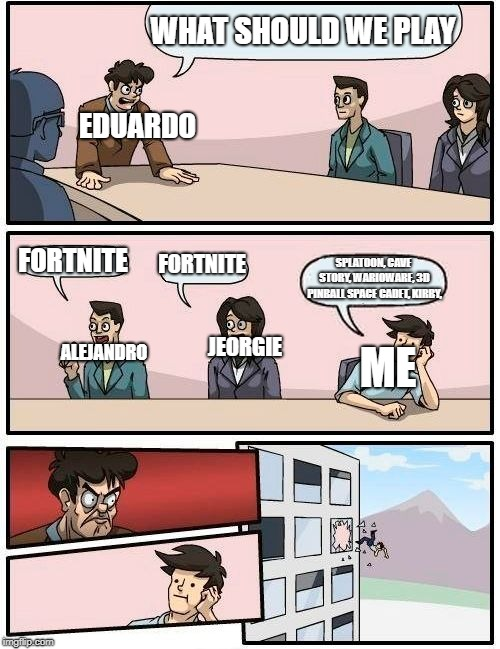 Fortnite 3ds meme