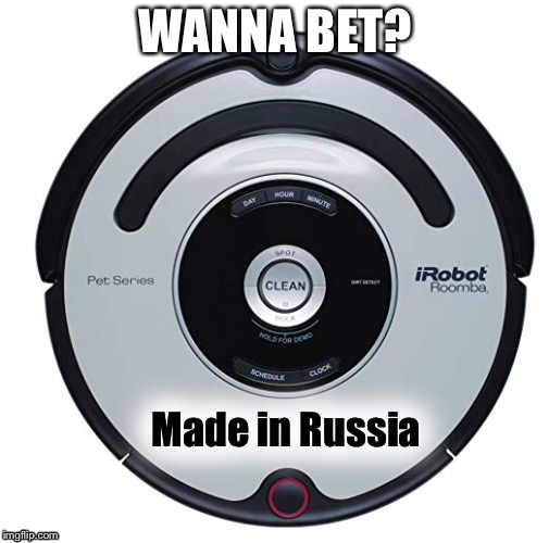 Russian Bot | WANNA BET? | image tagged in russian bot | made w/ Imgflip meme maker