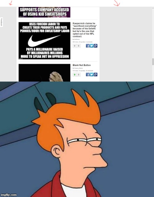 That Little Bit Of OCD Kicked In | WHY IS THAT? | image tagged in imgflip,ocd,futurama fry | made w/ Imgflip meme maker