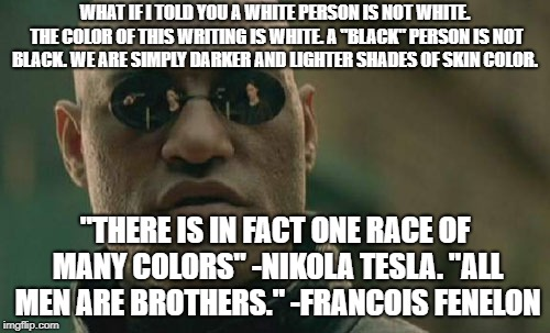 """We must learn to live together as brothers or die together as fools."" -Martin Luther King jr 