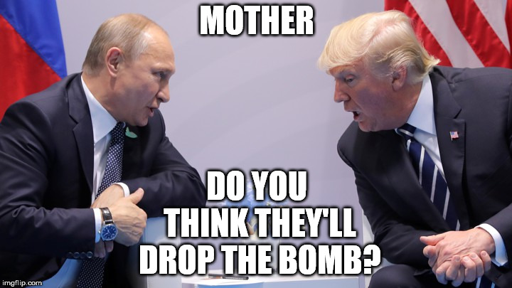 "Mother says ""Yes, definitely..."" 