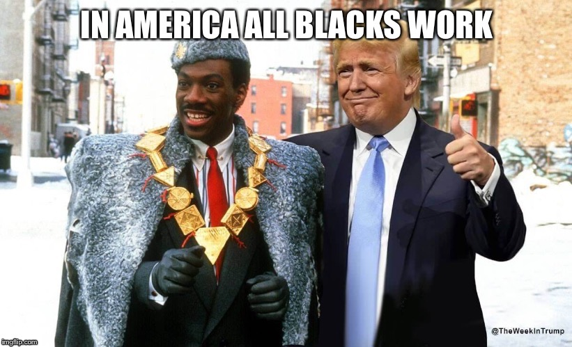 We will do the same thing in Zamunda | image tagged in semi,prince akeem,meme | made w/ Imgflip meme maker
