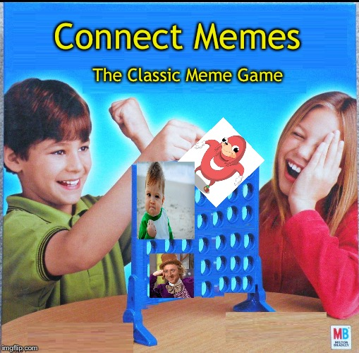 Blank Connect Four | Connect Memes The Classic Meme Game | image tagged in blank connect four | made w/ Imgflip meme maker