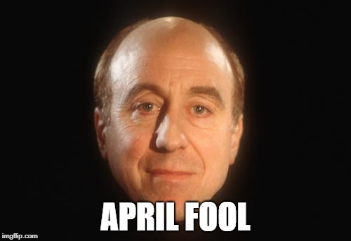 Holly Red Dwarf | APRIL FOOL | image tagged in holly red dwarf | made w/ Imgflip meme maker