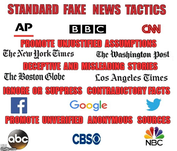 """Fake news"" is modern terminology for political propaganda 