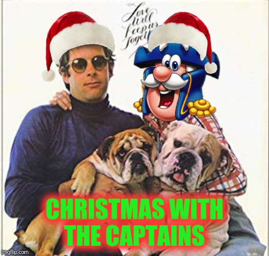 CHRISTMAS WITH THE CAPTAINS | made w/ Imgflip meme maker