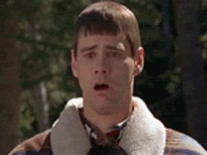 dumb and dumber gag | . | image tagged in dumb and dumber gag | made w/ Imgflip meme maker