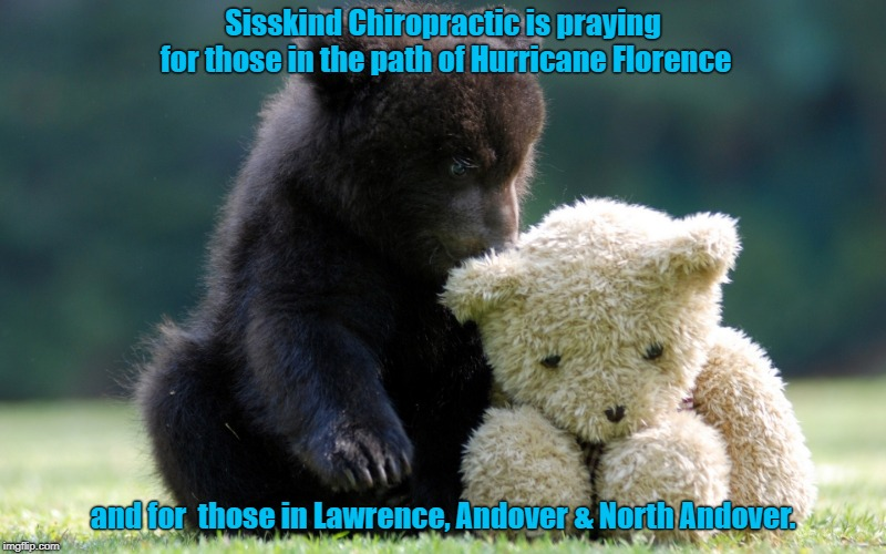 Sisskind Chiropractic is praying for those in the path of Hurricane Florence and for  those in Lawrence, Andover & North Andover. | image tagged in wishing | made w/ Imgflip meme maker