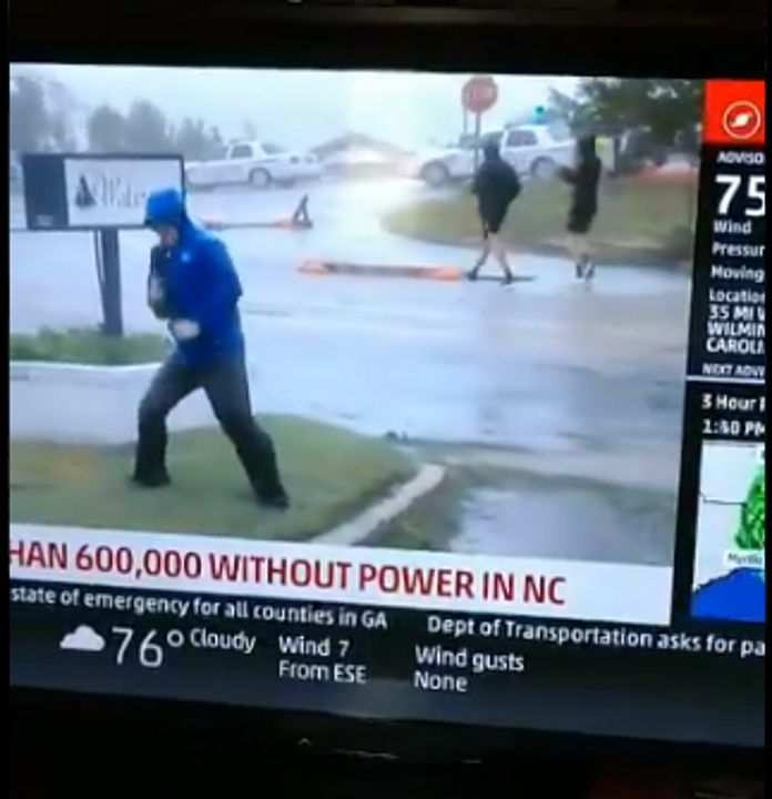 Fake Weather News Meme Generator - Imgflip