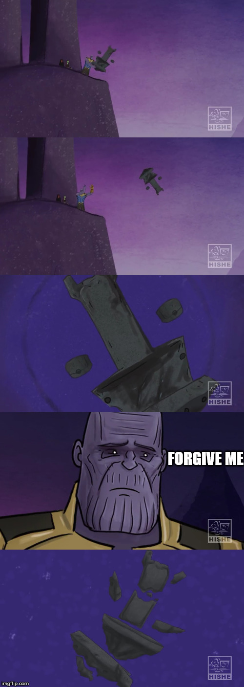 FORGIVE ME | made w/ Imgflip meme maker