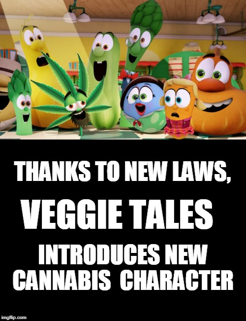 "Cannabis Carl's catch phrase, ""God made all the plants bruh.""  