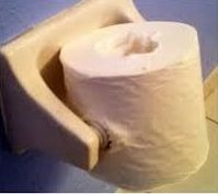 Wrong Way Toilet Paper | image tagged in wrong way toilet paper | made w/ Imgflip meme maker