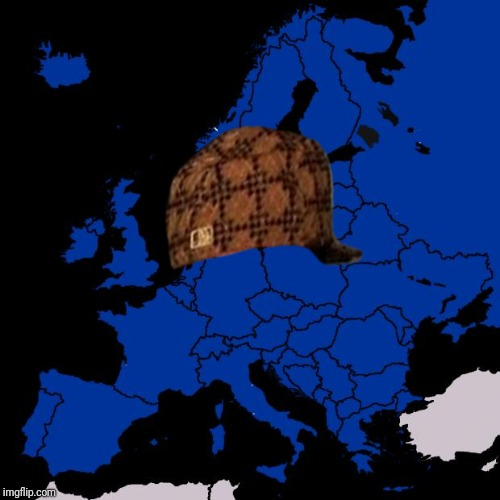 Scumbag Europe | image tagged in scumbag europe,scumbag | made w/ Imgflip meme maker