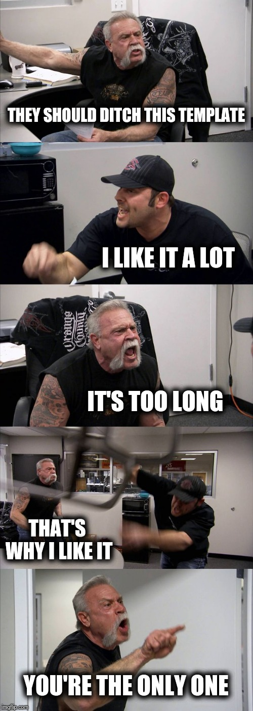 "If you don't hit ""Show More"" I'll understand 