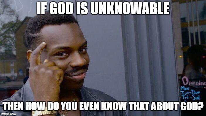 meme think you god If were