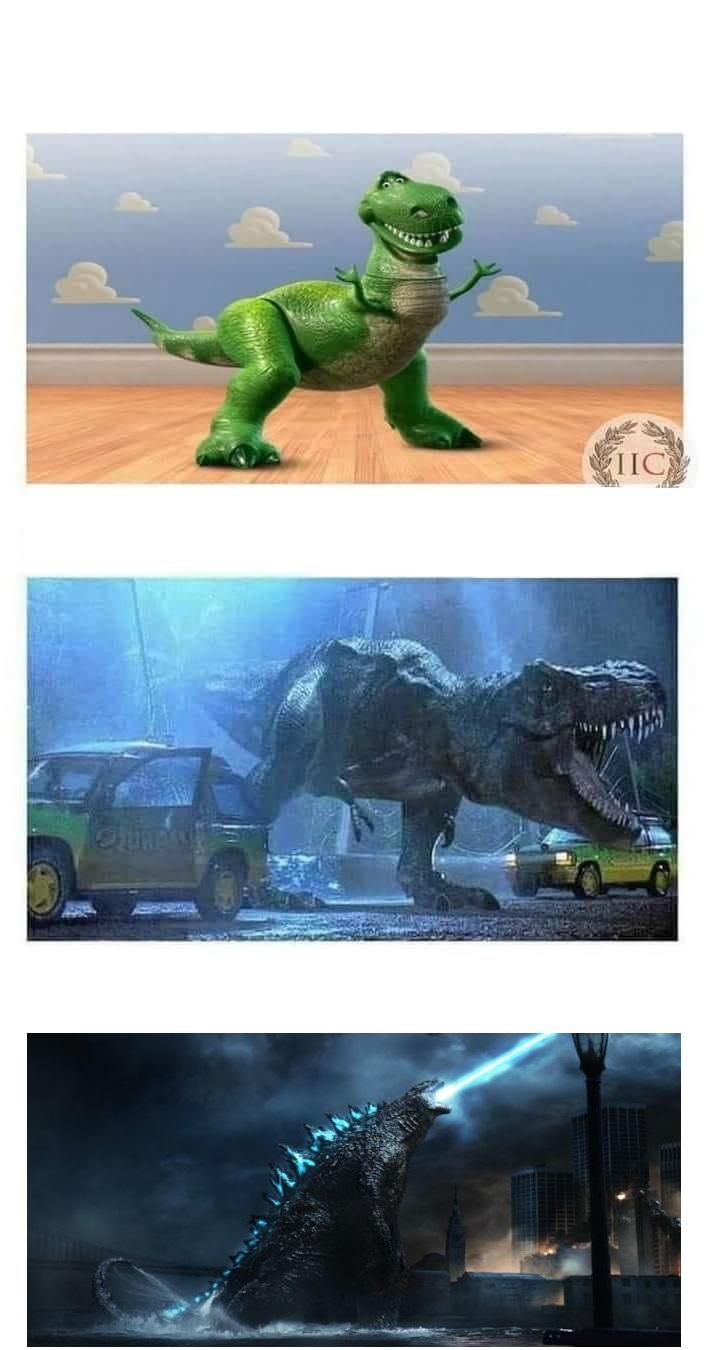 t rex blank template imgflip
