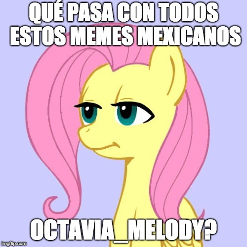 tired of your crap | QUÉ PASA CON TODOS ESTOS MEMES MEXICANOS OCTAVIA_MELODY? | image tagged in tired of your crap | made w/ Imgflip meme maker