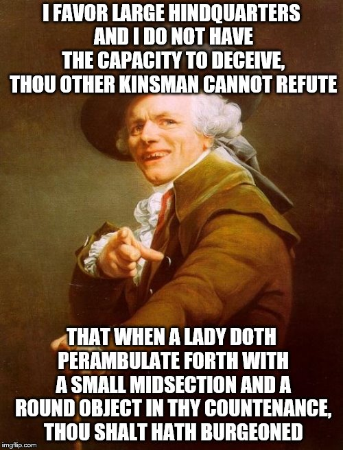 "regarding the fairer gender, the periodical ""cosmo"" hath none. 