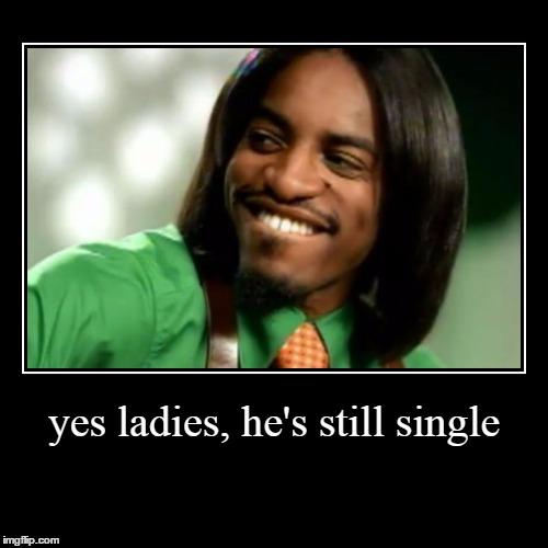 why is he still single