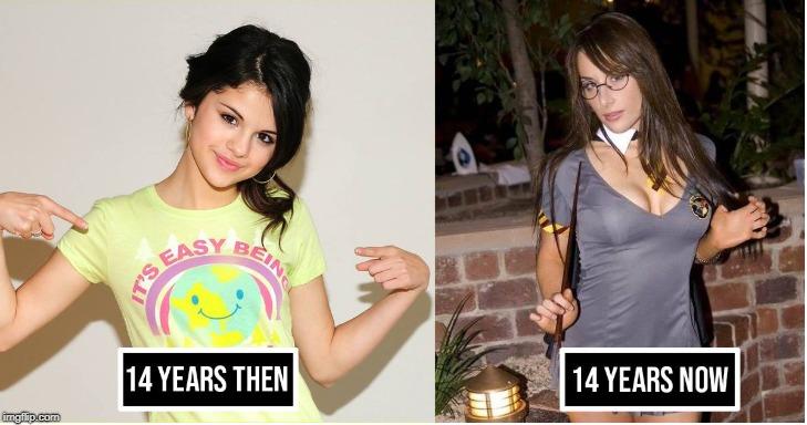 Teenager-Mädchen schneidet sich selbst