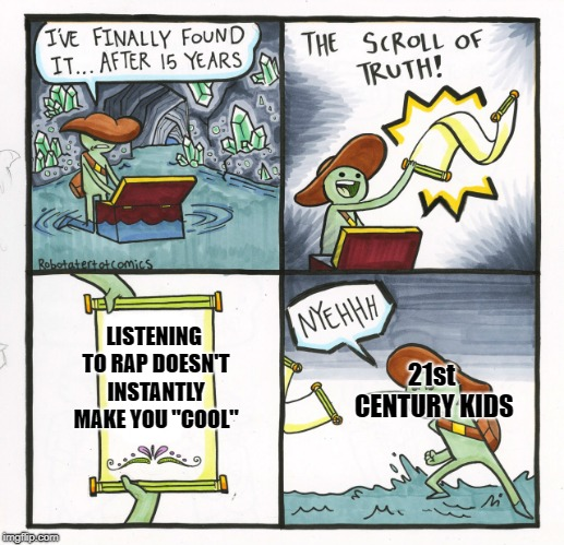 "Kids keep getting worse as generations go by | LISTENING TO RAP DOESN'T INSTANTLY MAKE YOU ""COOL"" 21st CENTURY KIDS 