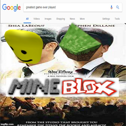 MineBlox memes | image tagged in fortnite,minecraft,roblox,photoshop,memes,cowbelly | made w/ Imgflip meme maker