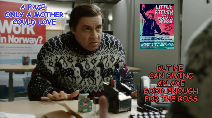 "Little Steven ""Forever"" 
