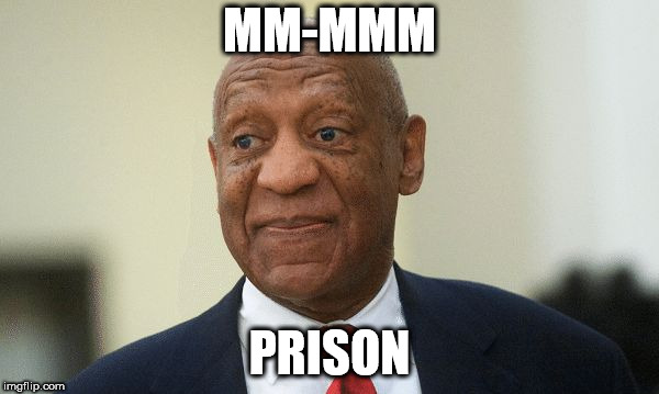 "Bill ""The Pill"" Cosby 