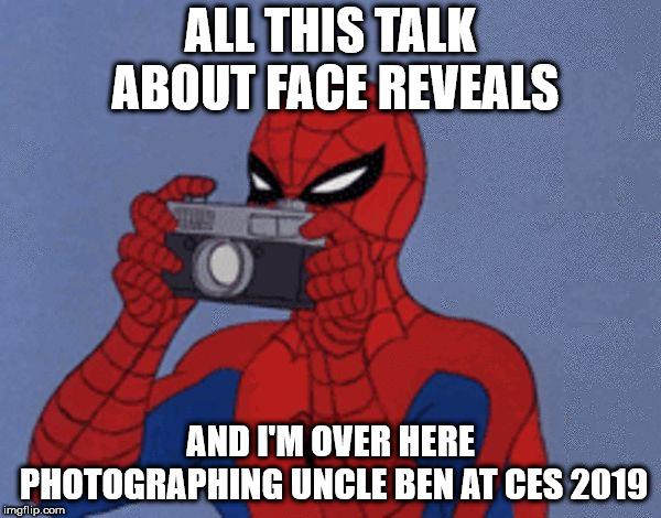 60s Spider Man Camera Latest Memes Imgflip