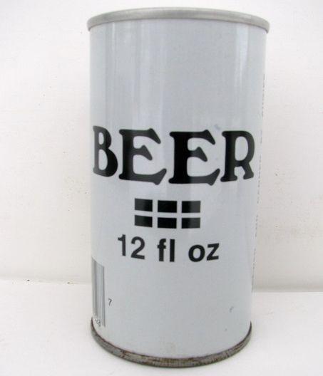 generic beer can blank template imgflip