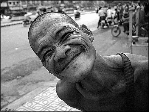 Smiling Old Dude | . | image tagged in smiling old dude | made w/ Imgflip meme maker