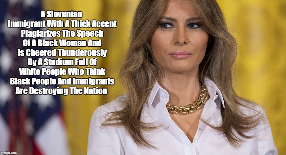 """Image result for """"pax on both houses"""" melania"""
