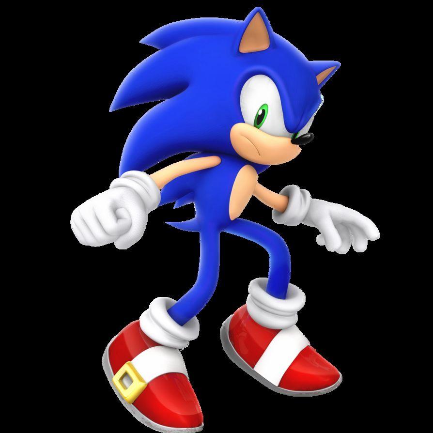 Slightly Angry Sonic? Meme Generator - Imgflip
