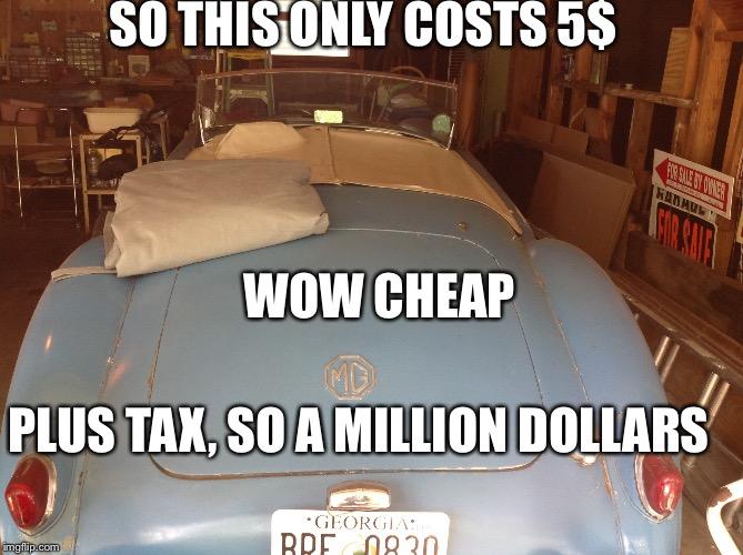 Tax - Imgflip