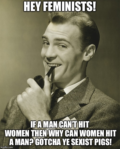 """A good feminist is a dead one!"" ~Me 2018 