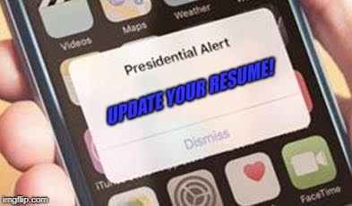Presidential Alert Meme Imgflip