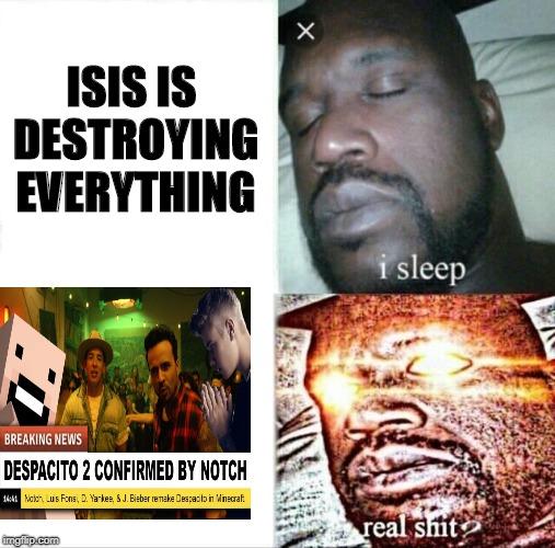 Sleeping Shaq Latest Memes - Imgflip